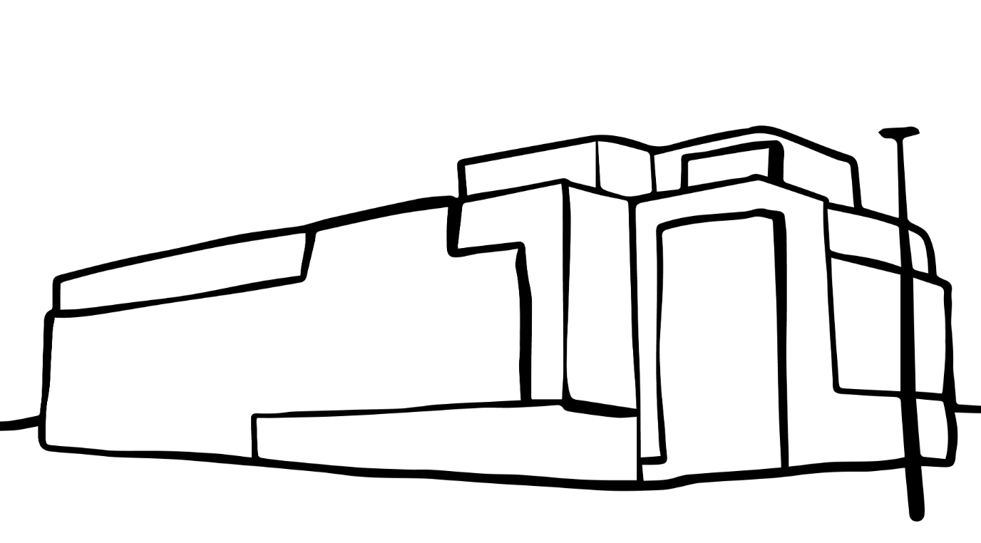 Illustration of Guelph Humber Campus