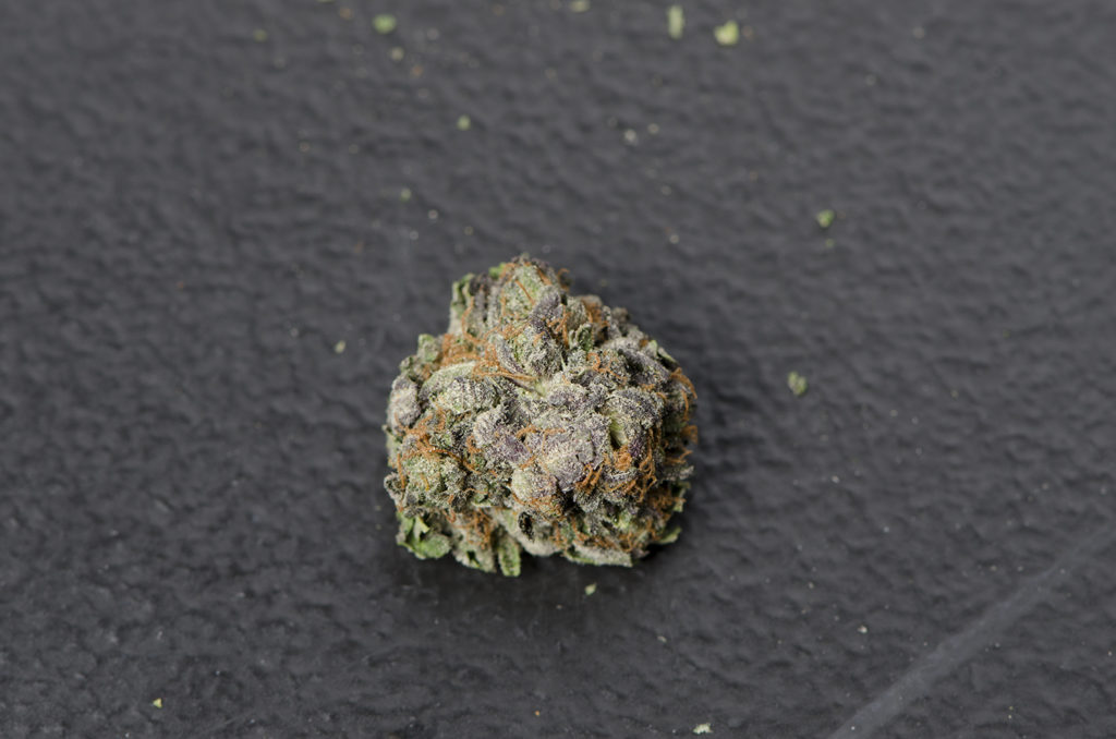 just a bud of weed