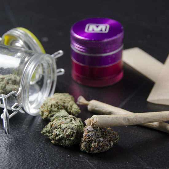 cannabis and cannabis-related materials